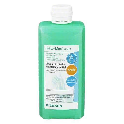 SOFTA MAN acute Lösung 500 ml Lösung