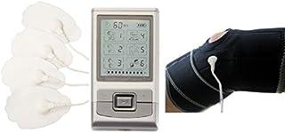 HealthmateForever 6 Modes Portable Mini Handheld Body Massager Silver