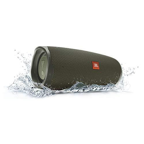 JBL Charge 4 - Waterproof Portable Bluetooth Speaker - Green