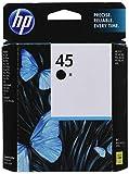 ヒューレット・パッカード インクジェットカートリッジ HP45 黒