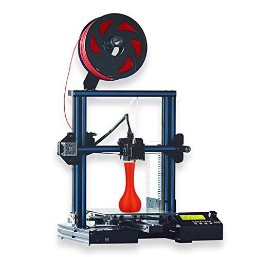 DM-DYJ Accueil A103D Imprimante, Installation Rapide Quasi-Industriel Haute Précision Niveau Bureau Machine, Taille d'impression X/Y/Z: 220 X 220x260 Mm3