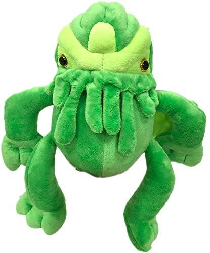 35cm Cthulhu Plush Toy The Call of Cthulhu Game Figure Soft Stuffe'd Animal Doll Kids Birthday Gift LATT LIV