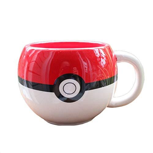 Kaffeetasse Keramik-Tassen Go Pokeball Pikachu Kaffeetasse, Kaffeetasse, Teetasse, for Junge Überraschungsgeschenk