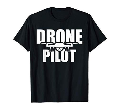Pilota di droni Maglietta