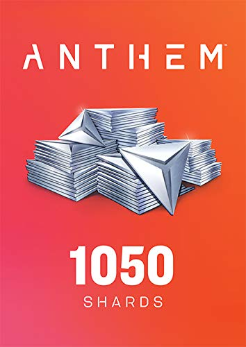 Anthem - 1050 Shards Pack PC Download - Origin Code