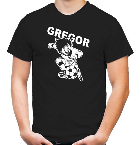 Kickers T-Shirt | Gregor | Fussball | Ultras | Kult (XL)