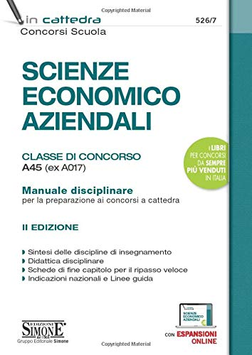 Scienze economico aziendali