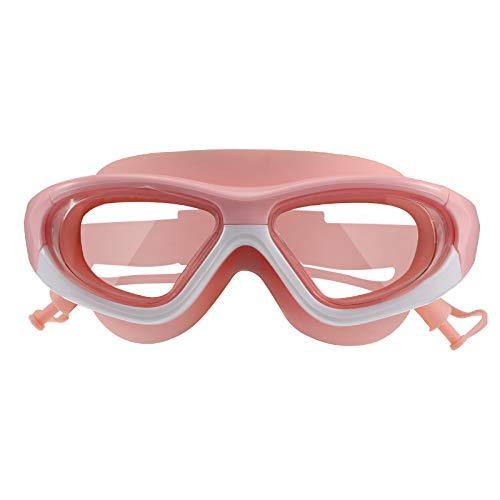 Abaodam Gafas de natación gafas de natación anti niebla gafas con tapones para los oídos para niñosProducto