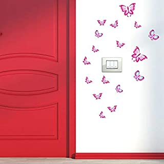 1 rosa libelle en clip libel frühlingsdeko Pascua Dragonfly primavera Pascua
