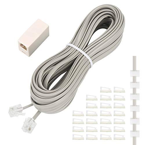 cable telefono fijo de la marca Uvital