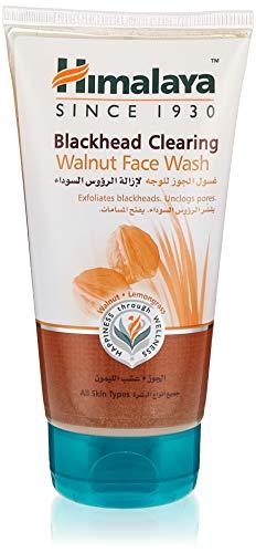 Himalaya Face Wash Gels (Walnut Face Wash)