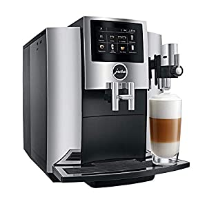 Jura S8 Automatic Espresso Machine with P.E.P.