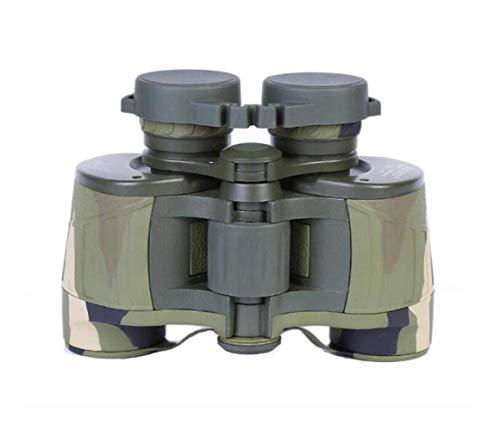 Outdoor Travel Observation Telescope, Pas Optische Lens, High-Definition Verrekijker Camouflage 100% Resolutie voor Jacht en Vissen Camping/Wandelen/Caving Small (Kleur : Camouflage) 1