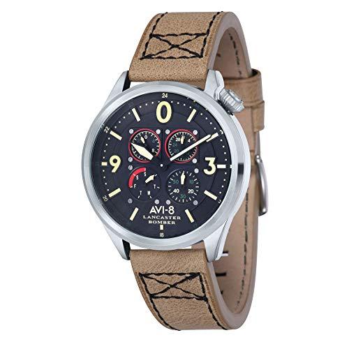 AVI-8 Aviator Watch. AV-4050-02