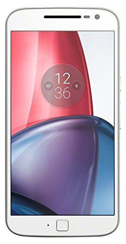 Motorola Moto G4 Plus - Smartphone libre Android 6 (5.5'' Full HD, 4G, 16 MP, 2...
