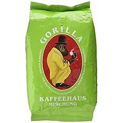 Gorilla Kaffeehaus-Mischung