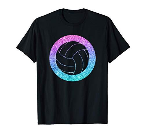 Vóleibol para Niñas y Mujeres Camiseta