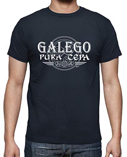 latostadora - Camiseta Galego Pura Cepa - para Hombre