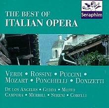 Best of Italian Opera / Various