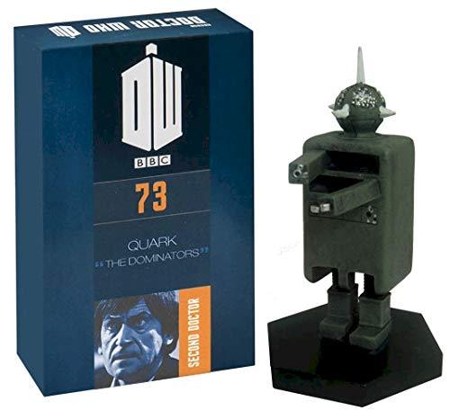 Official Licensed Merchandise Doctor Who Figur Quark handbemalt im Maßstab 1:21 Sammler Box Modellfigur #73