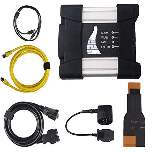 haodene V2018.12 ICOM Next ICOM A2 Im Anschluss An Einen Professionellen ICOM A2-Diagnoseprogrammierer A + B + C + Mit Wärmeableitung Plus ICOM