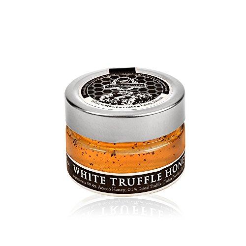 Trüffel-Akazienhonig   60 g.   InterGourmandise   mit weißem Trüffel & Aroma