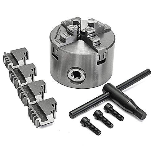 4platos de garras de precisión con diámetro de 80/100/125/160/200/250mm.