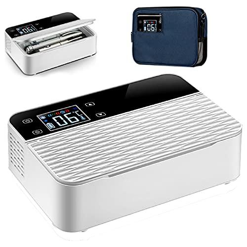 LXX Insulin Kühlbox Elektrisch Medikamente Auto Kühlschrank, Tragbarer Medizin-KüHlschrank und Insulin-KüHler Mini Kühltasche Kühlschrank - Hält das Insulin Kalt