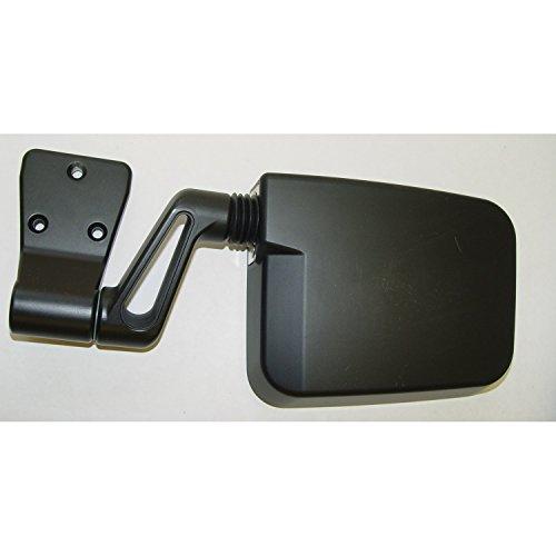 Rugged Ridge 11002.05 Factory Style Black Driver Side Mirror