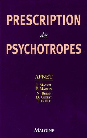 Prescription des psychotropes