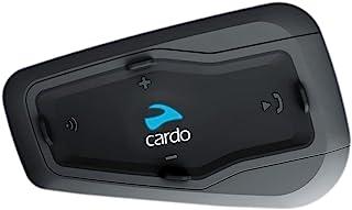 Cardo FRC1P001 FREECOM 1 PLUS-motorfiets 2-weg Bluetooth-communicatiesysteem met HD Audio Rider naar passagier (enkel pakk...