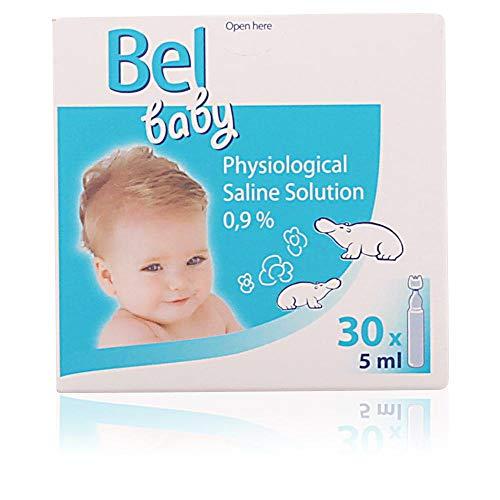 Bel Baby Suero Fisiológico - 30 Unidades