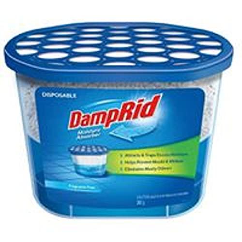 DampRid FG100 Unscented Disposable Moisture...