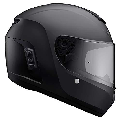 Sena Momentum Helmet - Black - front