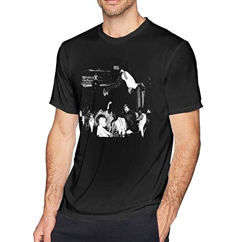 Rockboy Playboi Carti Die Lit Camiseta Suave Hombre Negro