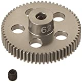 Tuning Haus 1362 62 Tooth 64 Pitch Precision Aluminum Pinion Gear