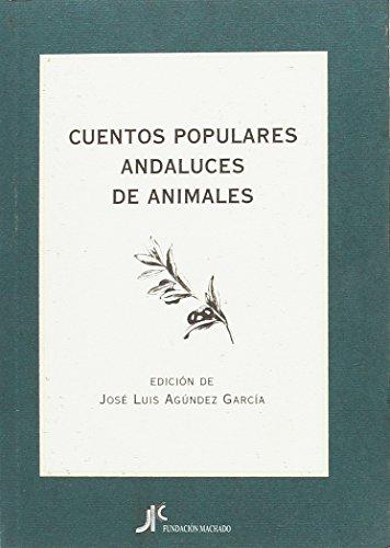 Cuentos populares andaluces de animales