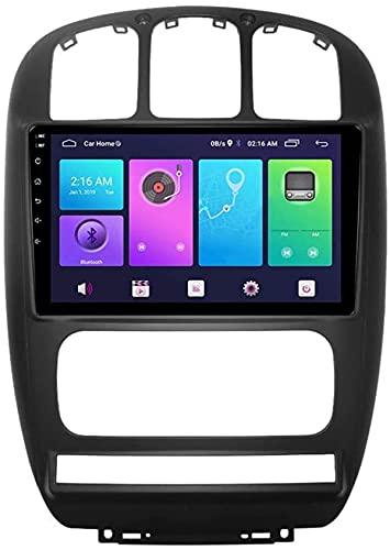 Android Car Stereo Sat Nav para Chrysler Grand Voyager 2006-2012 Unidad Principal Sistema de navegación GPS SWC 4G WiFi BT USB Mirror Link Carplay Integrado