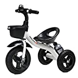 Children's Tricycle Fashion Children's Tricycle Women's Girls Outdoor Outing Children's Bicycle 1-5 Year