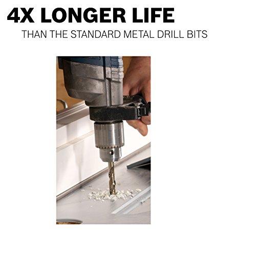 Bosch CO2131 1/16 In. x 1-7/8 In. Cobalt Drill Bit