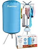 Vivo Portable Fast Drying Electric Clothes Dryer Indoor Home Dorms Buddy Hot Air Machine Dri Suitable for All Fabrics
