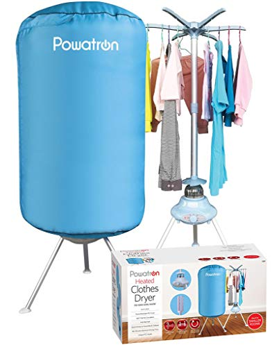 Vivo© Portable Fast Drying Electric Clothes Dryer