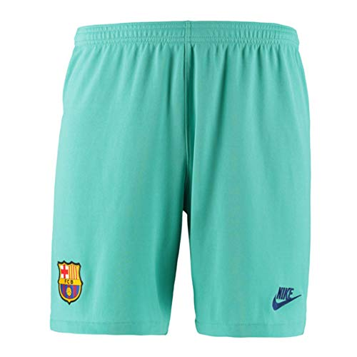 Nike FCB Y Nk BRT Stad Short 3R Pantalón Corto, Unisex Adulto, Cabana/Deep Royal Blue, L