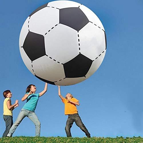 Sommer Neue übergroße Fußball Aufblasbare Spielzeuge, Strandball Eltern-Kind-aktivität Kinderspielzeug, Geeignet Für Den Strand Im Freien Party 200CM