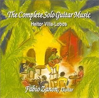 Best villa lobos guitar music Reviews