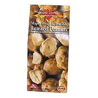 グルメカナディアーナ カナダお土産 メープルシロップ ローストピーナッツ 100g 3箱 き