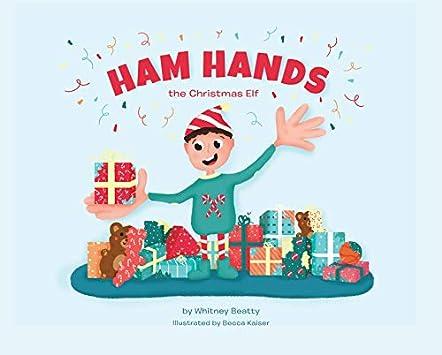 Ham Hands the Christmas Elf