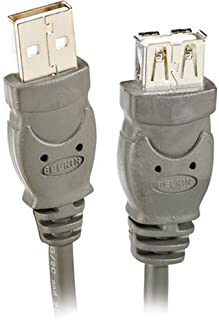 Belkin USB A/A Extension Cable, USB Type-A Female and USB Type-A Male (6 Feet)