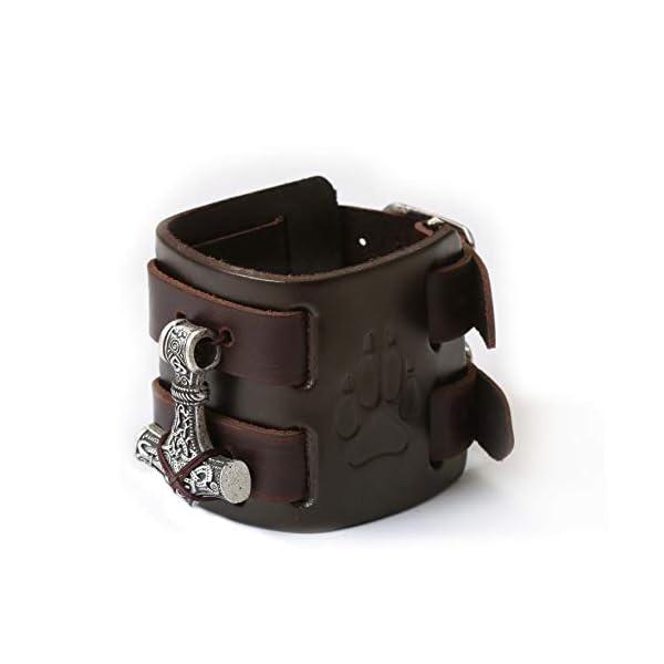 HAQUIL Viking Bracelet for Men 2