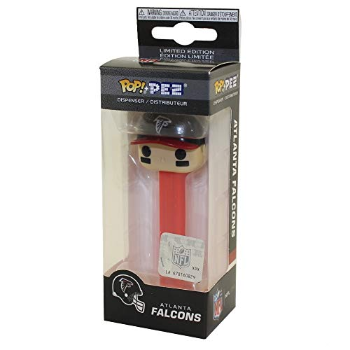Funko POP! PEZ: NFL - Falcons (gorra)